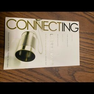 """Book""""Connecting"""" by Larry Crabb"""